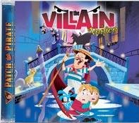 Image for 0909156 The Villain of Venice CD (Patch the Pirate)