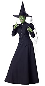 Wicked Witch - Elite Collection by InCharacter - Adult Costume - Size Large
