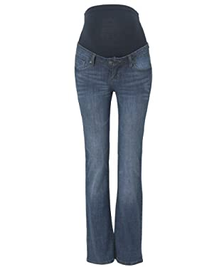 Maternity Reform Bootcut Jeans