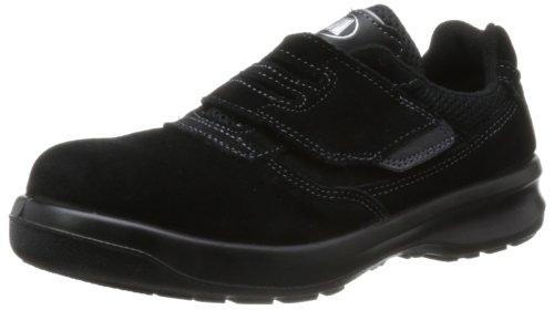ミドリ安全 男女兼用 レザースニーカー安全靴 G3555 G3555 ブラック(ブラック/27.5)