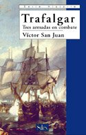 Trafalgar, tres armadas en combate (Serie historia)