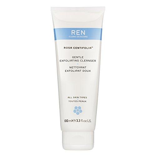 REN Rosa Centifolia Gentle Exfoliating Cleanser,Gesichtspeeling, 100 ml thumbnail