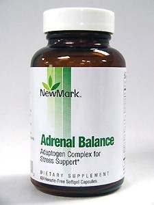 Newmark - surrénales Solde 60 gels