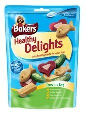 Bakers Hlth Delights 150g X5
