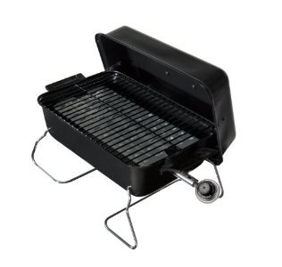 """Char Broil Tabletop Gas Grill 24"""" W X 12"""" D X 15"""" H 190 Sq. In."""