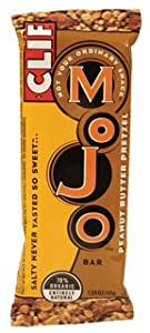 Clif Bar, Mojo Bar, Peanut Butter Pretzel Bars 12x1.59 OZ ( Value Bulk Multi-pack)