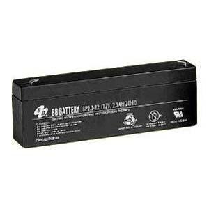 B.B. Battery 12V 2.3Ah Battery, T1 Terminal BP2.3-12-T1 (Mini Kota 35 compare prices)