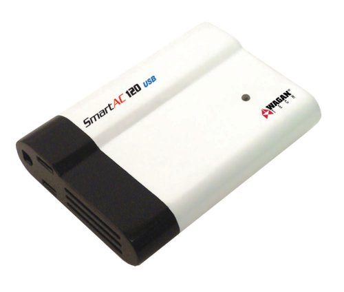 USB Power Inverter Wagan Smart AC 120 Watt