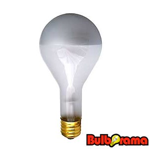 mogul base silver bowl supra life light bulb incandescent bulbs. Black Bedroom Furniture Sets. Home Design Ideas