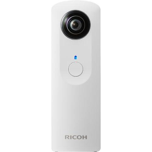 RICOH デジタルカメラ RICOH THETA 360°全天球イメージ撮影デバイス 0175760