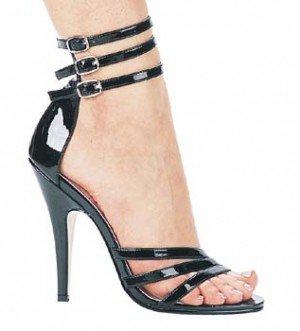 5  Heel Strappy Sandal.