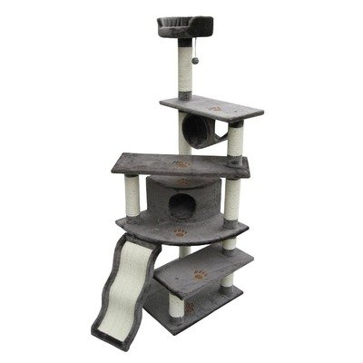 Shanghai Cat Tree Furniture Condo Scratching Post Tower