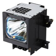 XL-2100 Replacement RPTV Lamp made with an OEM compatible UHR bulb for Sony Grand WEGA or XBR Grand WEGA rear-projection LCD television. Compatible with the following models: KF-42WE610, KF-50WE610, KF-60WE610, KDF-60XBR950, KDF-70XBR950, KDF-50WE655 and KDF