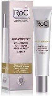 Roc AA Pro-Correct Anti Rughe Concentrato Intensivo 30 ml