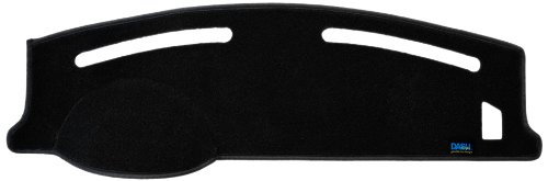 Dash Designs D1372-0CBK Black Carpet Dash Cover