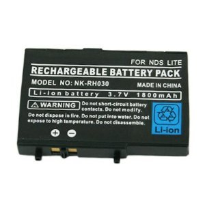 DSLite Battery Pack with Screw Driver
