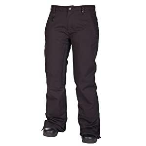 Buy 686 Dickies Pincord Snow Pants - Waterproof, Insulated (For Women) - BLACK by 686