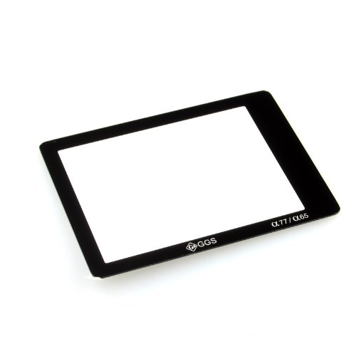 Ggs Glass Lcd Screen Protector For Sony A77 A65