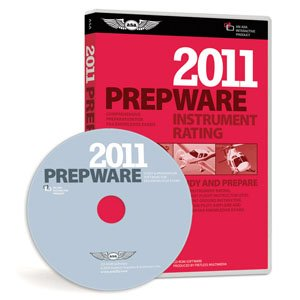 ASA 2011 Instrument Rating Prepware Software on CD