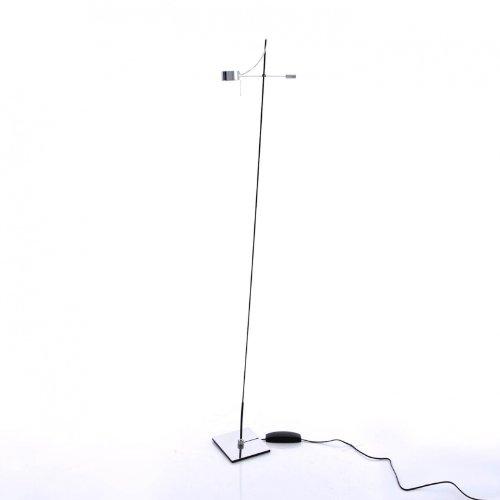 absolut-lampadaire-chrome-brillant-avec-gradateur-tactile
