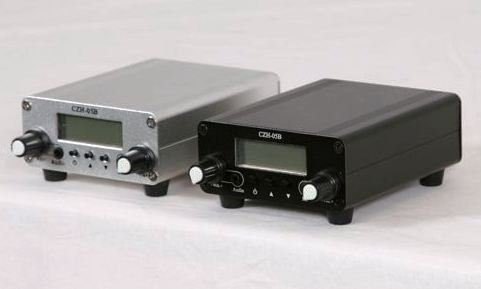 0.5 W FAIL-SAFE LONG RANGE FM TRANSMITTER- CZH-05B - ORIGINAL Dual Mode Transmitter and Free Audio Cable