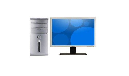 Dell Inspiron 530 Desktop Computer System (Intel Pentium Dual Core E2160 - 2GB Ram Memory - 250GB Hard Drive - MSI 8600GT 256MB GDDR2)
