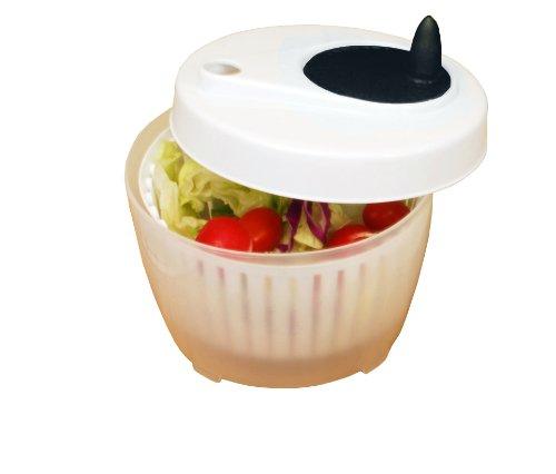 Cook Pro Mini Salad Spinner, 1.4-Quart