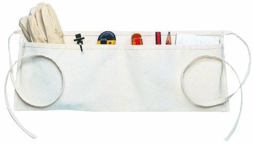 Custom Leathercraft C6 Canvas Waist Apron, Two-Pocket