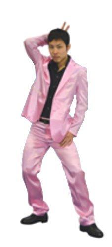 カラフルスーツ ピンク