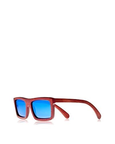 Earth Wood Sunglasses Gafas de Sol Hamoa (53 mm) Burdeos