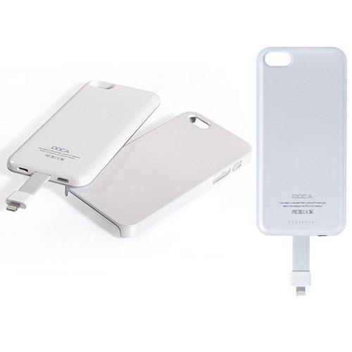 マグネットで着脱可能なiPhone 5用バッテリケース「Magnetic power bank for iPhone5」