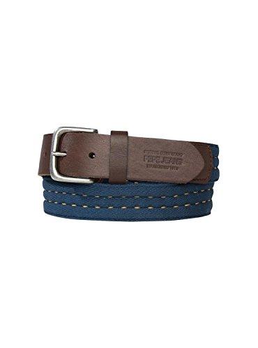 Cintura Pepe Jeans Banks Blu 105 Blue