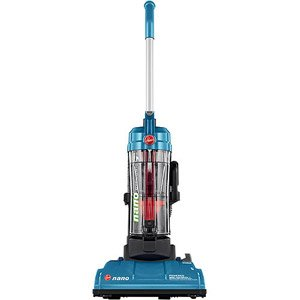 Amazon.com - Hoover Nano Cyclonic Compact Bagless Upright Vacuum