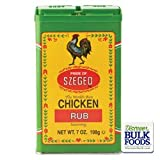 Chicken Rub Seasoning (szeged) 7oz (198g)