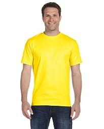 Gildan Activewear DryBlend 50 Cotton/50 DryBlend Poly T-Shirt, L, Daisy