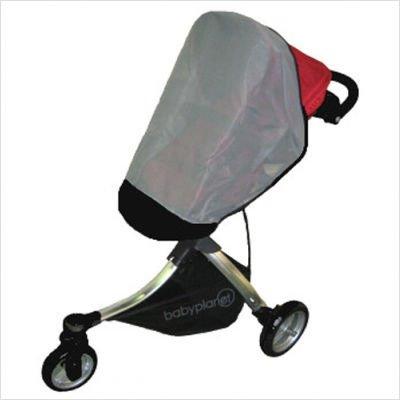Baby Planet Max Traveler Stroller Sun Cover - Stroller Not Included