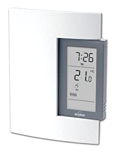 Aube by Honeywell TH140-28-01-B/U Hydronic Heating 7-Day Programmable Thermostat