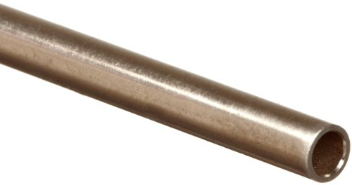 Stainless Steel 304 Hypodermic Tubing, 8 Gauge, 0.165