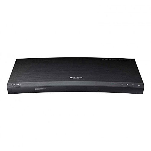 Samsung UBD-K8500 3D Wi-Fi 4K Ultra HD Blu-ray Player (2016 Model)