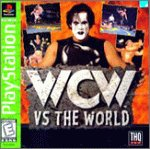 WCW Vs.The World - PlayStation