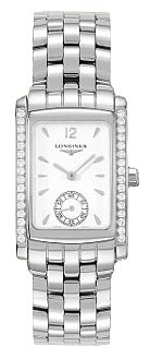 LONGINES Watch:Longines Watches Longines DolceVita with Diamond Mid-Size Men's Watch Images