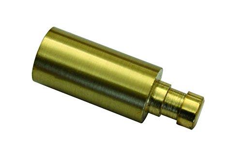 Gardinia 31488 mDEKOR rallonge 4 cm pour support de tringle à rideaux série chicago ø 20 mm en laiton mat