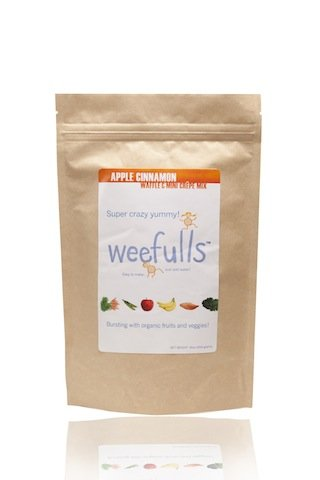 Weefulls Waffle and Pancake Mix - Apple Cinnamon