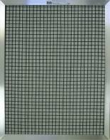 Cheap 10x20x1 Boair Air Conditioner Filter (BA-10201)