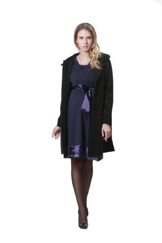 Sweet Mommy Mother Coat SJ 1079 (UK 8-10, black)
