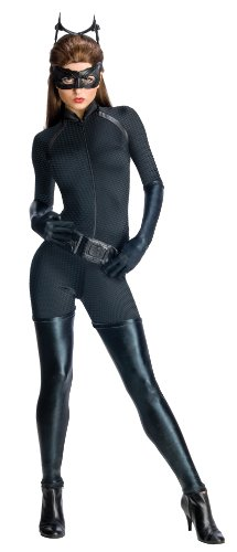 Secret Wishes Women's Batman The Dark Knight Rises Catwoman Costume