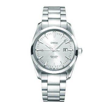 Omega Men's 2517.30.00 Seamaster Aqua Terra Quartz Watch