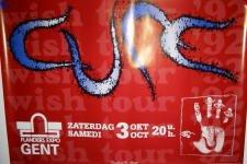 "Cure-B- 1992-61 x 91 cm/manifesto Poster """