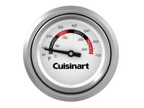 Integrated lid thermometer makes it easier than ever to monitor your cooking temperatures