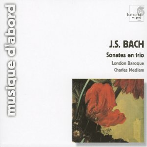Bach - Sonates en trio BWV 1036-1039